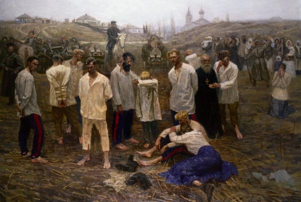Дмитрий Шмарин. Расказачивание