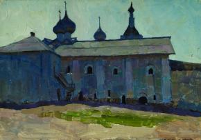 Dmitriy Shmarin. solovki