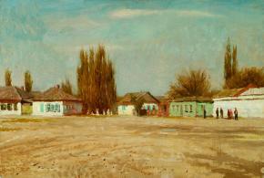 Дмитрий Шмарин. В казачьей станице