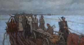 Dmitriy Shmarin. pohod