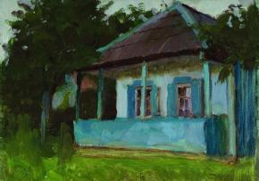 Дмитрий Шмарин. Казачья хата. Хадыженск