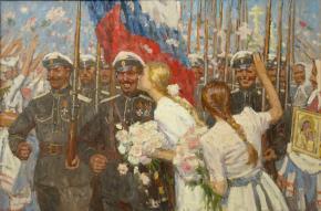 Dmitriy Shmarin. belye-prishli