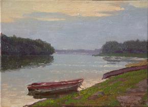 Dmitriy Shmarin. After sunset